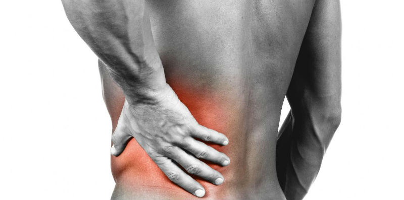 causes of lower back pain