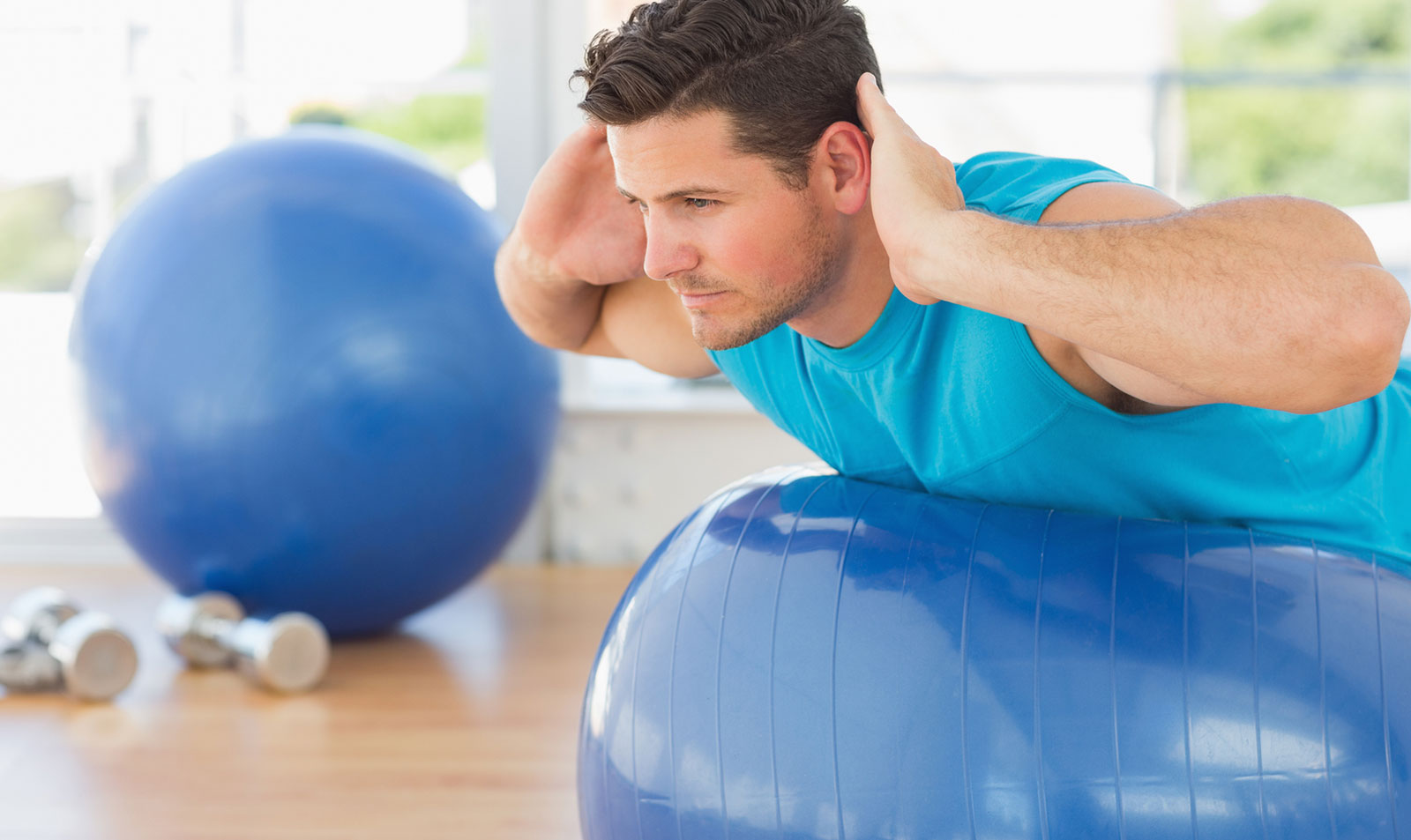 Stability Ball For Lower Back Pain