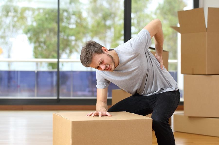 Tips For Proper Lifting From AV Chiropractic