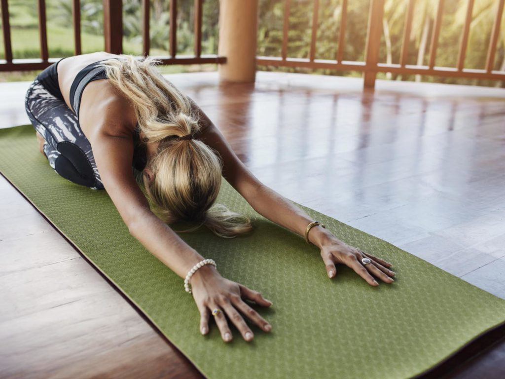 Three Stretches For Shoulder Pain Relief